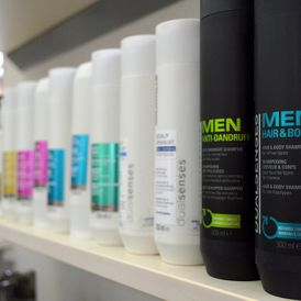 hair & body shampoo - for man